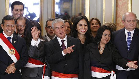 Ley del Servicio Civil: Ministros de Estado ganarán S/.30,000 al mes. (Luis Gonzales)