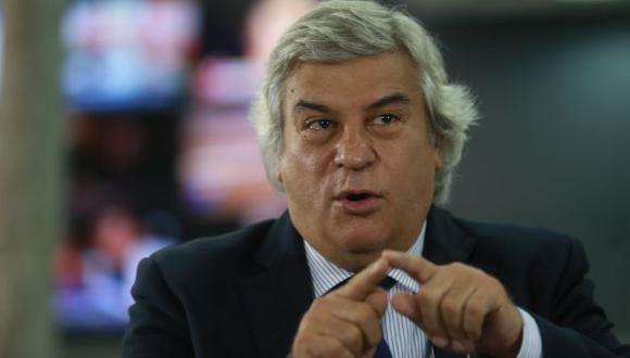 La agrupación liderada por el exministro Fernando Olivera no podrá ser inscrita hasta un mes después de las Elecciones Generales del 2021 cuando el ROP vuelva a abrirse. (Foto: GEC)