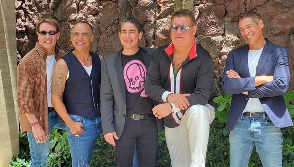 El cantante Ray Reyes León, ex integrante del popular grupo juvenil Menudo, fue arrestado  (Foto: Instagram)