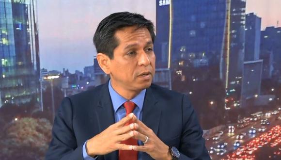Jorge Meléndez (Perú21TV)
