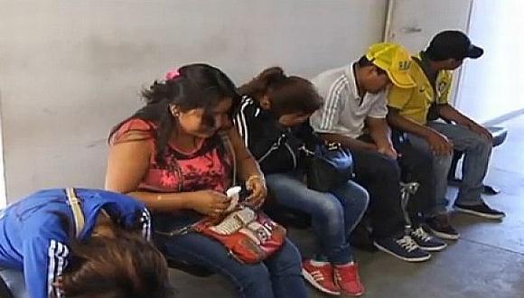 Cinco peruanos fueron detenidos por revender entradas para el Mundial en Brasil. (Captura de TV)