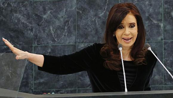 Gestión de Cristina Fernández solicitó otra apelación. (Reuters)