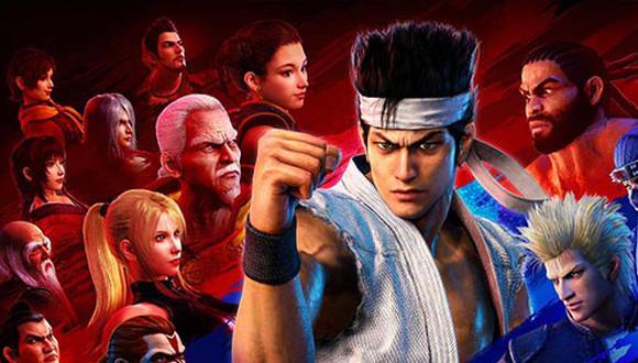 'Virtua Fighter 5: Ultimate Showdown' tendrá un tiempo mayor de vigencia a los otros dos para su descarga.