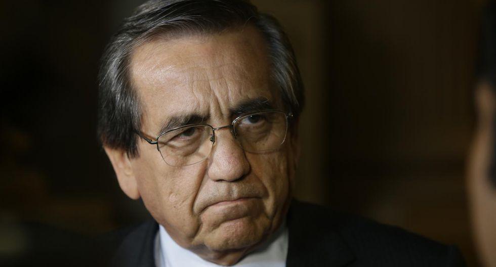 """""""Sí es Cesar Sandoval Pozo. Hoy día (ayer) no fue a trabajar. En la fecha ha sido cesado"""", declaró Del Castillo a este diario. (GEC)"""