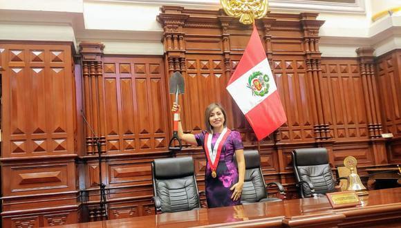 Congresista Leslye Lazo representa a Lima por Acción Popular. (Foto: Facebook Leslye Lazo)