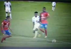 Aldair Rodríguez asistió a Santiago Moreno para el 1-0 de América de Cali ante Deportivo Pasto | VIDEO