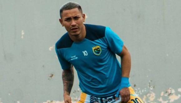 Jean Deza cometió un acto de indisciplina el último sábado. (Foto: FC Carlos Stein)