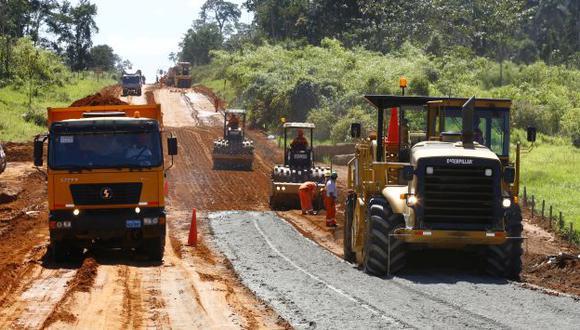 Solo en transportes, la brecha de infraestructura es de casi US$14 mil millones. (Difusión)