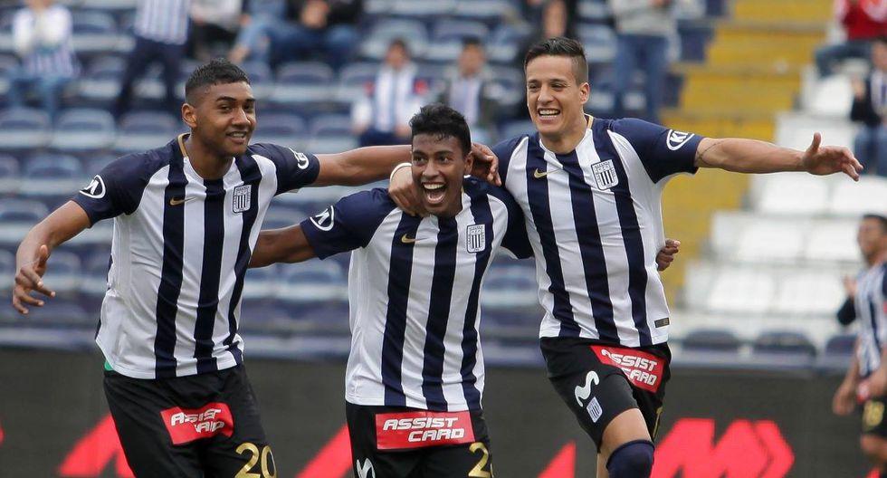 Alianza Lima goleó a Comerciantes Unidos y sigue como líder del Torneo Apertura. (Foto: Facebook Alianza Lima)