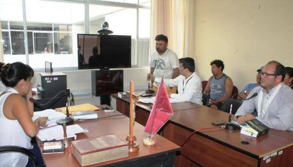 Sentencia a pescadores ecuatorianos es de tres años y cuatro meses de prisión suspendida. (Foto: Poder Judicial)