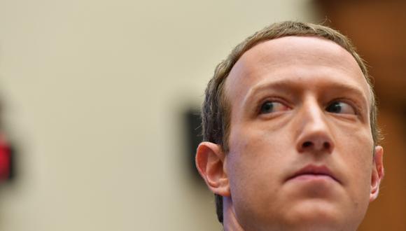 """El efecto práctico de la financiación de Mark Zuckerberg es crear un sistema electoral """"en la sombra"""" para favorecer a los votantes demócratas sobre los republicanos. (Foto: Nicholas Kamm / AFP)"""