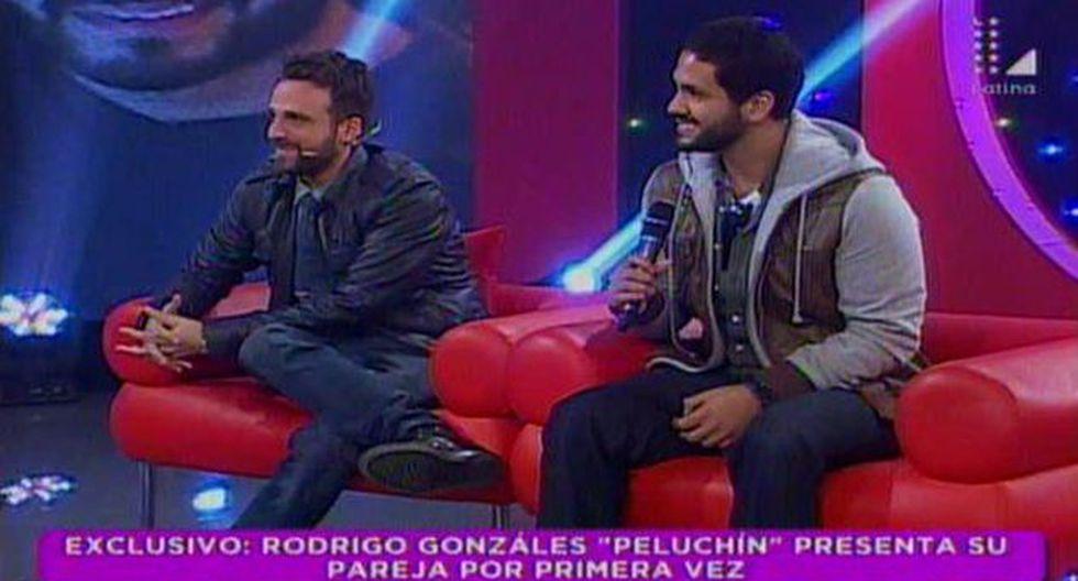 Magaly Medina: Rodrigo González 'Peluchín' presentó oficialmente a pareja en entrevista. (Latina)