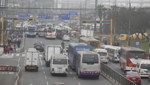 La ATU busca mejorar el servicio de transporte público en Lima y Callao. (Mario Zapata/GEC)
