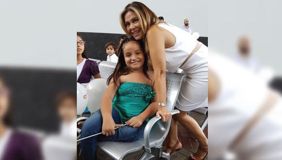 Gisela Valcárcel hizo un importante apoyo a la Teletón. (Teletón)