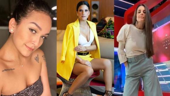 """Rebeca Escribens, María Pía Copello y Daniela Darcourt se suman a reto challenger """"Cuida tu salud"""" (Foto: Instagram)"""