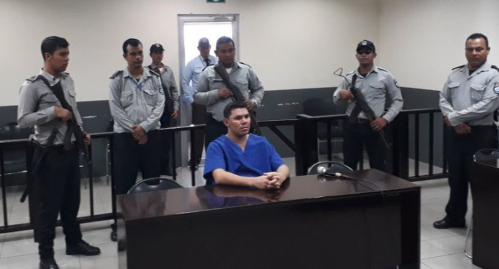 Bonilla cumplirá en la práctica 30 de cárcel, el máximo que permiten las leyes de Nicaragua. | Foto: Twitter / Captura