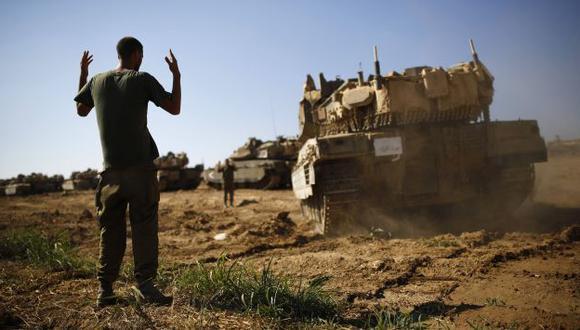 Israel y Palestina acuerdan nueva tregua de 72 horas en la Franja de Gaza. (Reuters)