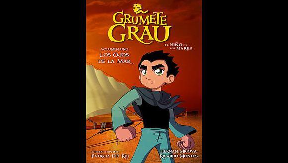 La infancia del más grande héroe nacional salta al cómic. (Editora Vuk)