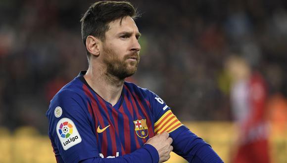 Barcelona vs. Getafe: Lionel Messi comandará un equipo que quiere celebrar un triunfo en su casa. (AFP)
