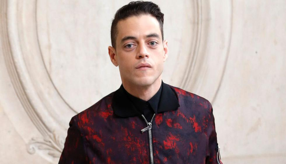 """Rami Malek puso una condición para interpretar al villano de la nueva película de """"James Bond"""". (Foto: AFP)"""