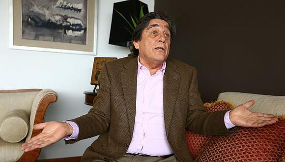 Luis Thais deja entrever que apoyarían la censura contra Rivas. (Perú21)