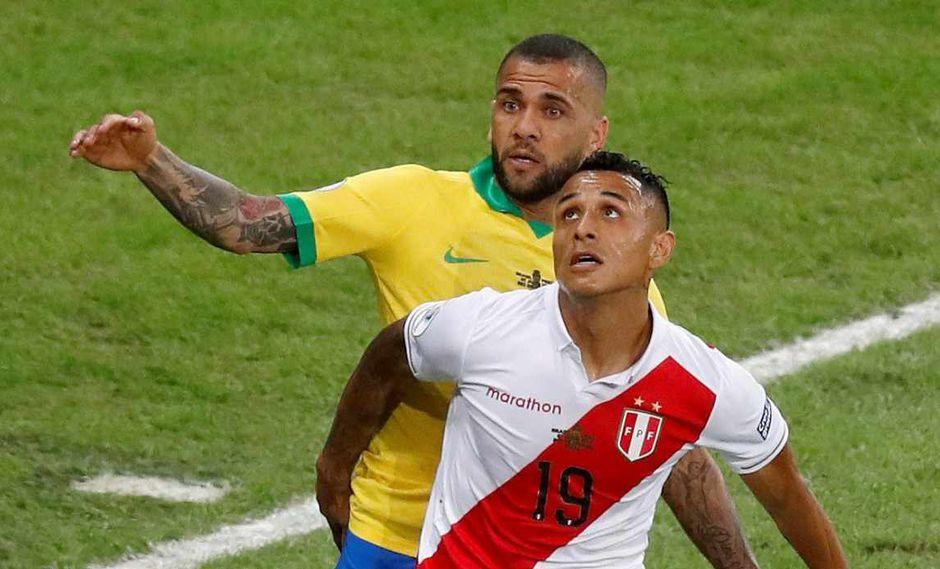 Yoshimar Yotún no jugó el partido amistoso contra Ecuador y reaparecería ante Brasil. (Foto: EFE)