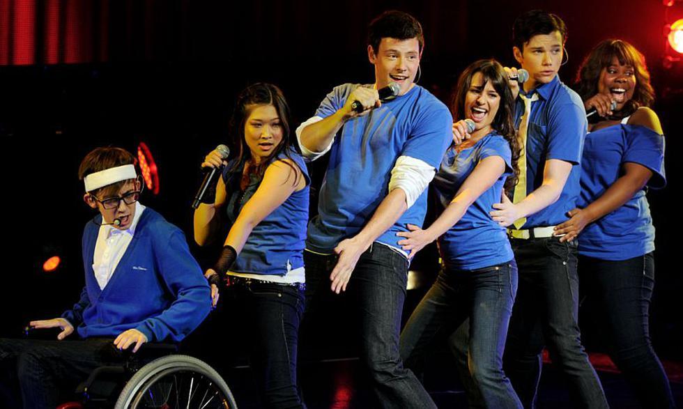 Tras la muerte de Cory Monteith, uno de los protagonistas de 'Glee', los guionistas tendrán que repensar el futuro de la serie. (Internet)