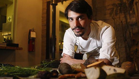 Central, de Virgilio Martinez, entre los 10 mejores restaurantes del mundo. (USI)