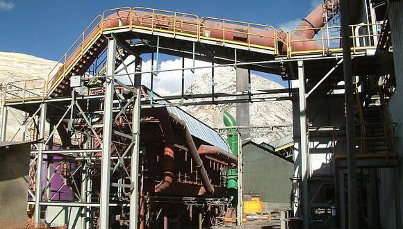 La minera ha suspendido sus labores durante los últimos tres años. (USI)