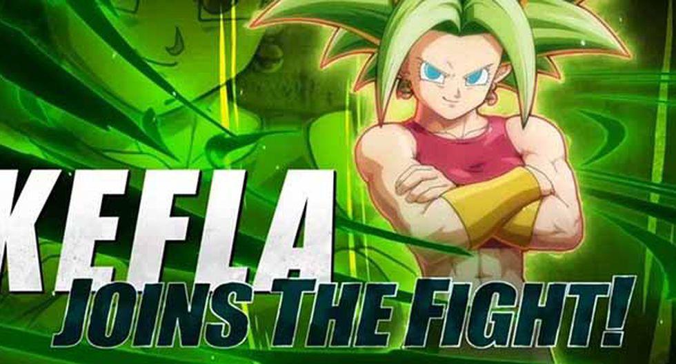 'Kefla' estará disponible desde el 28 de febrero para 'Dragon Ball FighterZ'.