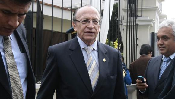 Peláez archiva indagación. (David Vexelman)