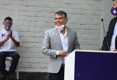 Elecciones 2021: Inscriben lista de candidatos al Parlamento Andino del Partido Morado