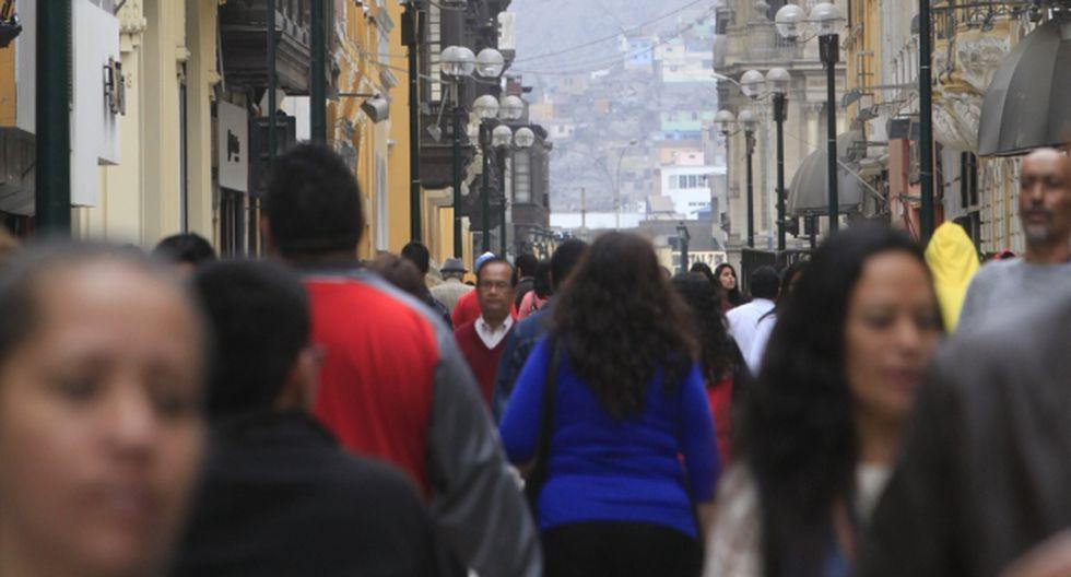 El 65% de peruanos opina que la economía se está enfriando. (USI)