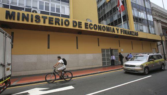Ministerio de Economía asignó presupuesto para la reconstrucción del norte peruano por el fenómeno del Niño Costero. (Foto: USI)
