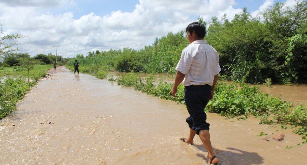 Se busca evitar desbordes como los originados por El Niño Costero.