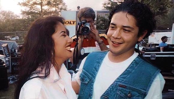 Selena Quintanilla y Chris Pérez se casaron cuando ella tenía 20 y él 22 años. (Foto: ReinaSelena / Instagram)