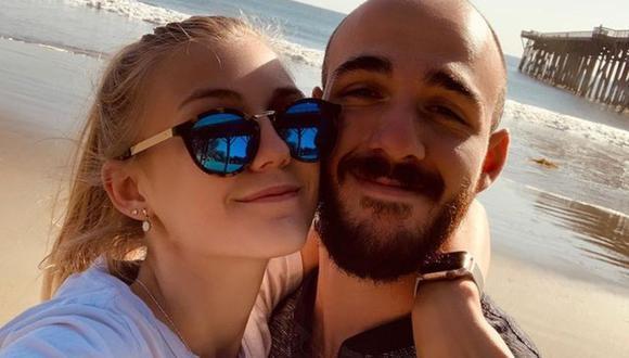 Desde la semana pasada no se conocía del paradero de la joven Gabby Petito, quien se embarcó en julio pasado en un viaje junto a su novio Brian Laundrie. (Foto: Instagram @gabspetito).