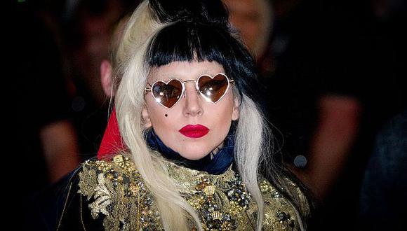 Lady Gaga al descubierto en nuevo libro. (AFP)