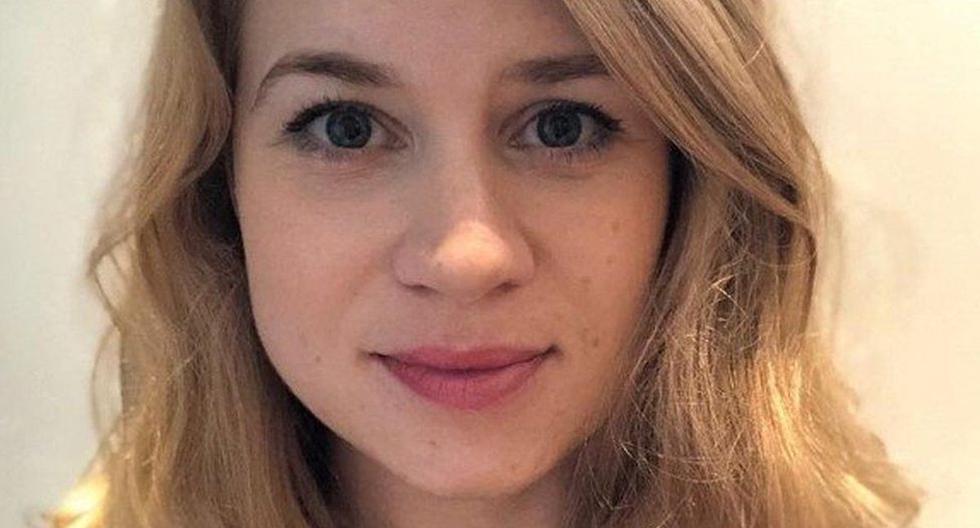 Sarah Everard, de 33 años, había estado visitando a unos amigos en Clapham, al sur de Londres, y regresaba a su casa en Brixton, a unos 50 minutos a pie, cuando desapareció hacia las 21h30 del 3 de marzo. (Foto: METROPOLITAN POLICE / AFP).