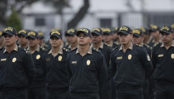 El Ministerio del Interior planea destinar más agentes para reforzar la seguridad ciudadana. (GEC)