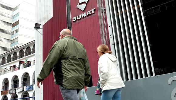 La Sunat y tus cuentas bancarias