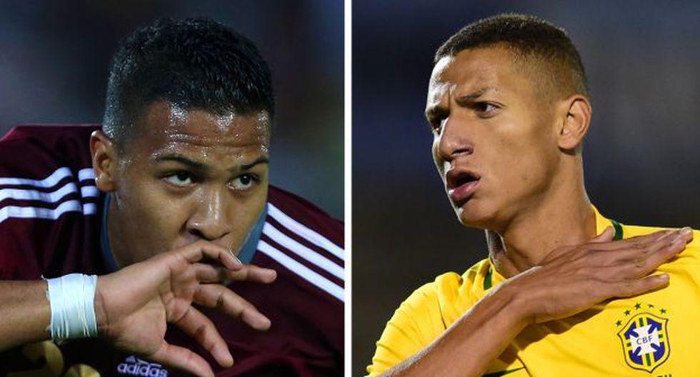 Brasil vs. Venezuela: chocan por el Grupo A de la Copa América 2019. (Foto: AFP)
