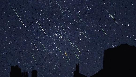 IGP: Cómo ver la lluvia  de meteoros de este 12 de agosto. (Foto: UNAM)