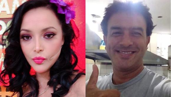 Mariella Zanetti y Farid Ode protagonizan hilarante video de Tik Tok por su hija en común. (Foto: @mille_ode/@odejaramillo)
