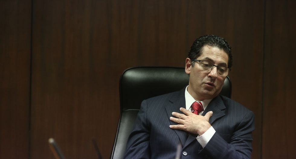 Salvador Heresi (César Campos/Perú21)