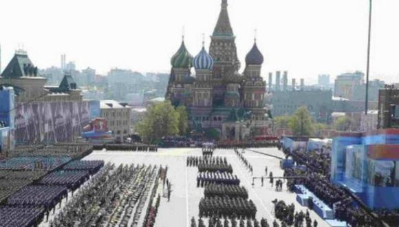 Desfile militar ruso, uno de los más famosos del mundo por su poderío militar. (Foto: Reuters)