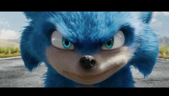 La película deSonic The Hedgehogse estrenará el 7 de noviembre del 2019. (Paramount)
