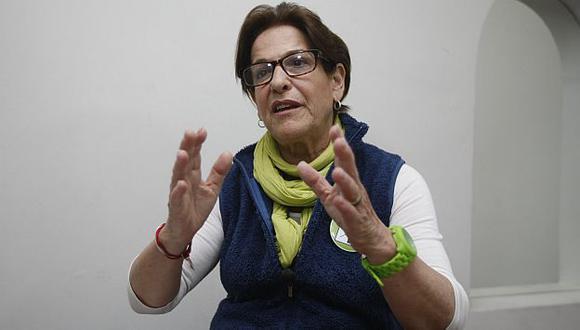69% de limeños cree que Susana Villarán debería dejar la política, según sondeo de Ipsos Perú. (Mario Zapata)