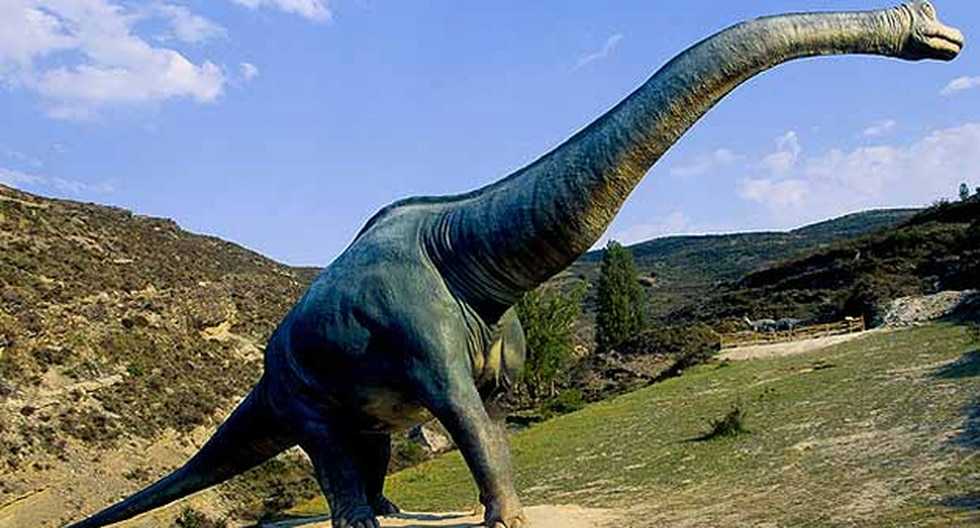 Vida: Dinosaurios pesaban menos de lo que se creía   NOTICIAS PERU21 PERÚ