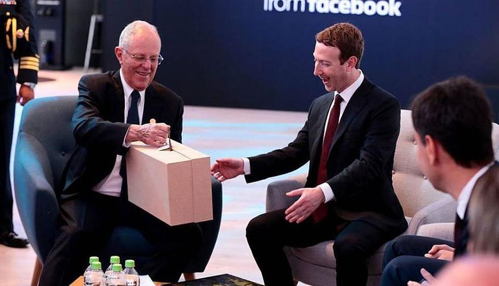 Mark Zuckerberg participó en el APEC CEO Summit 2016 con su conferencia sobre la conectividad en el mundo. (Facebbok/Promperú)